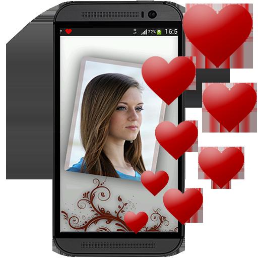 Romantic Live love wallpaper أيقونة