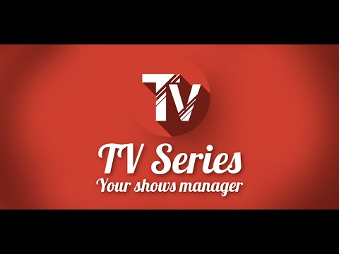 SeriesFad - Your shows manager 1 تصوير الشاشة