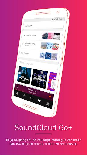SoundCloud - Muziek & Audio screenshot 4