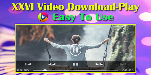 XXVI Video Downloader Superfast App India 2020 скриншот 2