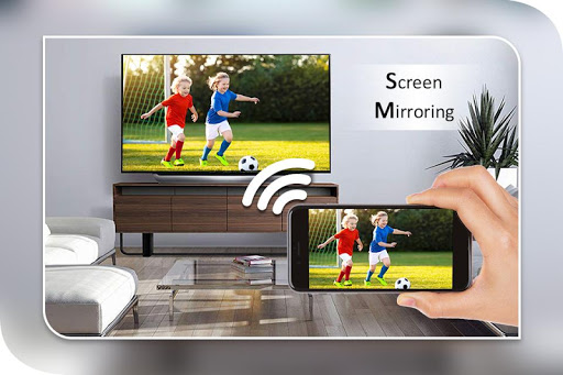 Screen Mirroring with TV : Play Video on TV स्क्रीनशॉट 2