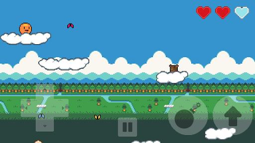 Pixel Bear Adventure 2 5 تصوير الشاشة