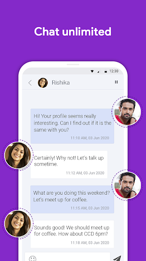 QuackQuack Dating App in India – Meet, Chat, Date screenshot 10