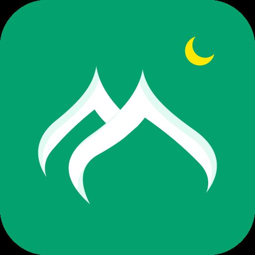 ikon Al Hiwar- Waktu Salat Muslim,Adzan,Qur'an&Kiblat