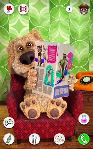 الكلب بن المتكلم 10 تصوير الشاشة