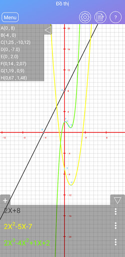 HiEdu Scientific Calculator : He-570 6 تصوير الشاشة