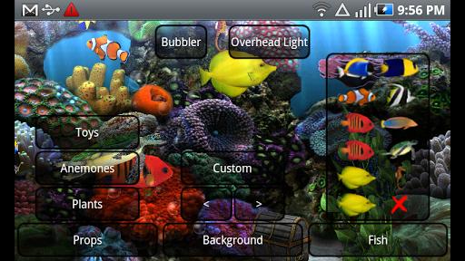 Aquarium Free Live Wallpaper screenshot 5