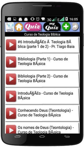 CURSO DE TEOLOGÍA screenshot 2