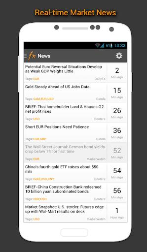 Calendário Forex e Mercado screenshot 7