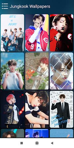 JungKook BTS wallpaper: Wallpaper for JungKook BTS screenshot 8