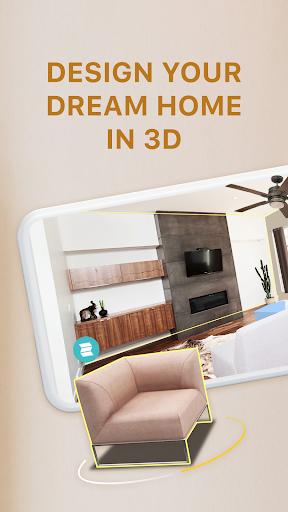 Homestyler - Interior Design & Decorating Ideas 1 تصوير الشاشة