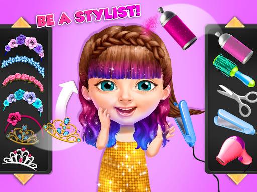 Sweet Baby Girl Summer Fun 2 - Sunny Makeover Game 12 تصوير الشاشة