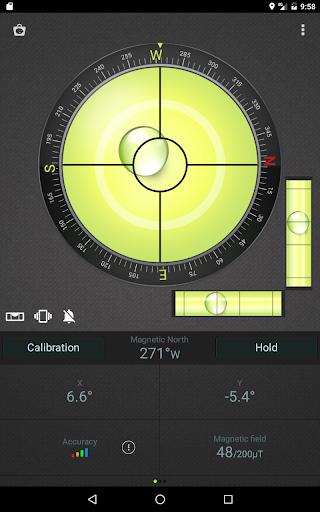 Kompas Poziomica screenshot 8