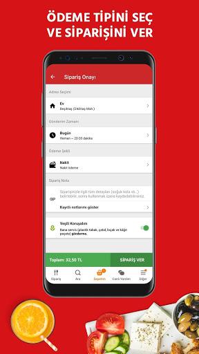 Yemeksepeti - Yemek & Market Siparişi screenshot 6
