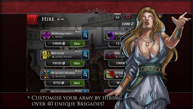 RAVENMARK: Mercenaries screenshot 3