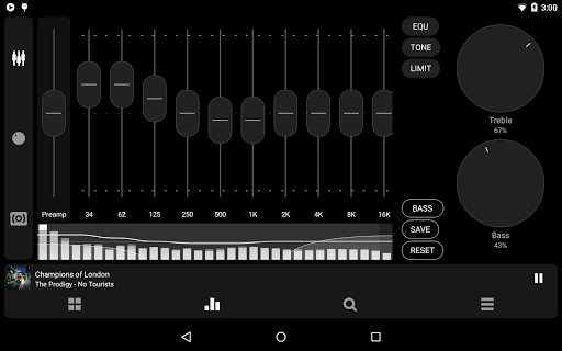 Poweramp Music Player (Trial) screenshot 11