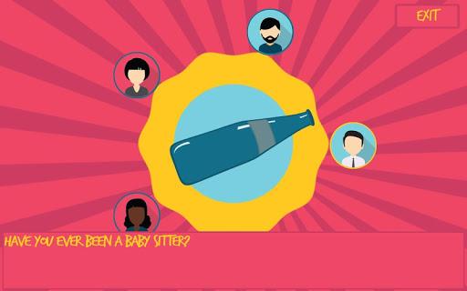 Spin the Bottle for Friends! 6 تصوير الشاشة