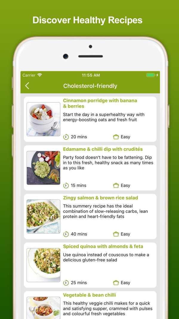 Healthy Eating Recipes screenshot 7