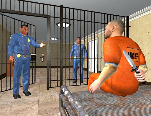 Stealth Survival Prison Break : The Escape Plan 3D screenshot 10