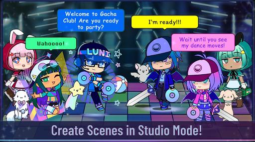 Gacha Club скриншот 4