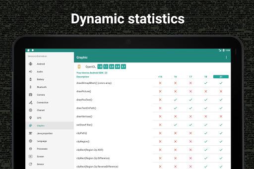Developer (Material design) screenshot 10