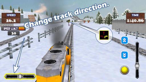 Train Simulator Driver 1 تصوير الشاشة