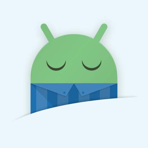 Sleep as Android: Slaapcyclus analyse wekker