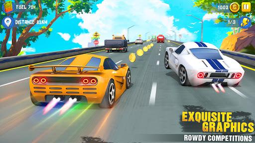 Mini Car Race Legends - 3d Racing Car Games 2020 screenshot 2