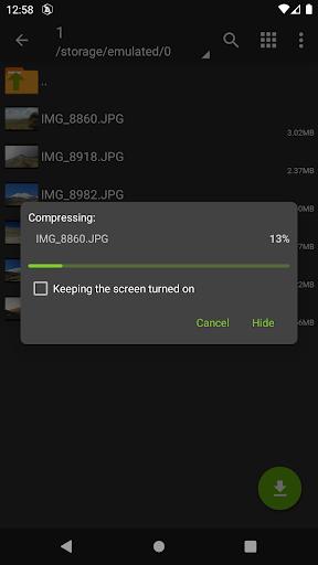 ZArchiver screenshot 5