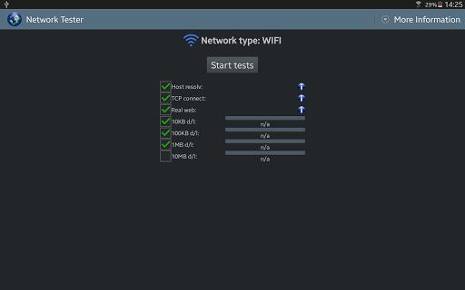 Network Tester screenshot 6