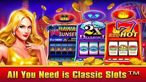 Super Win Slots - Real Vegas Hot Slot Machines screenshot 1