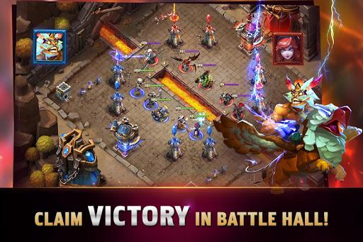Clash of Lords: Guild Castle 6 تصوير الشاشة