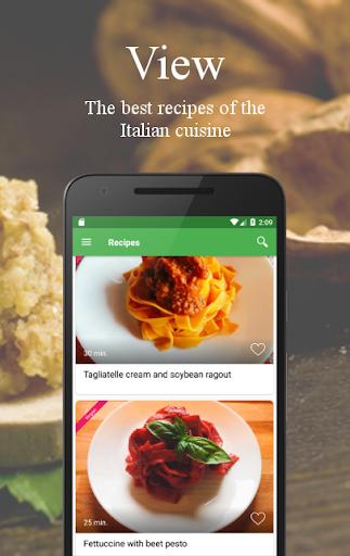 Vegetarian and vegan recipes screenshot 2