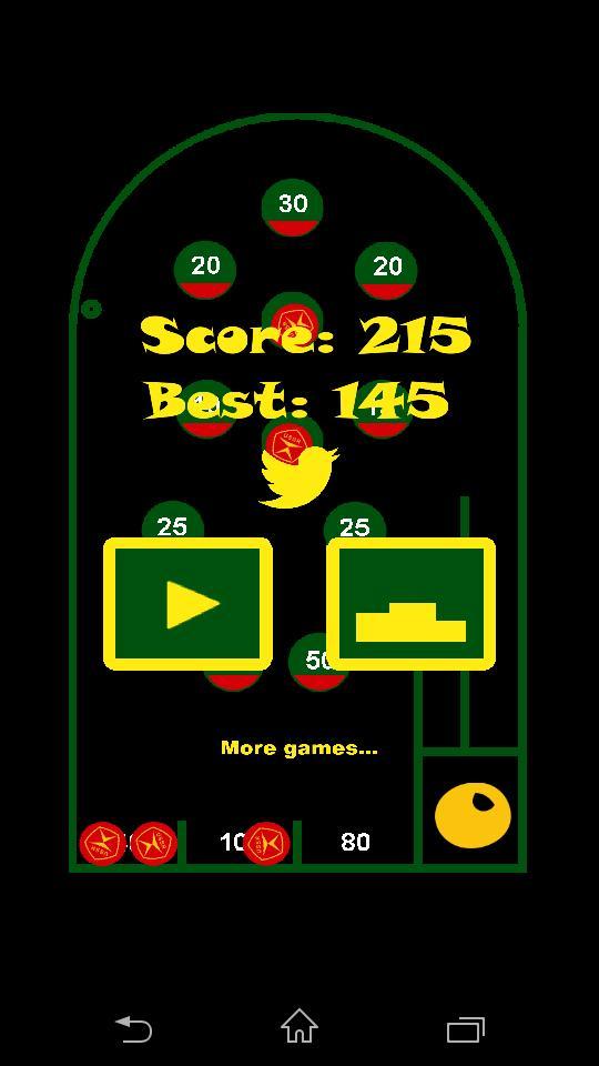 Soviet pinball screenshot 3