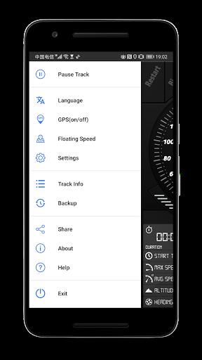 Digital Dashboard GPS screenshot 7