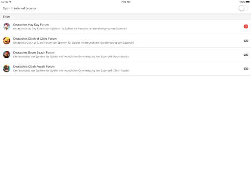 Push Box - Push Notifications screenshot 3