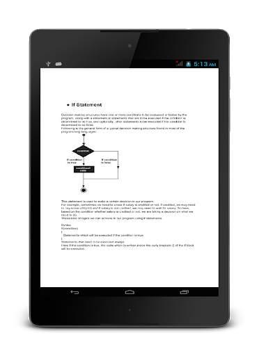 Java Programming (offline) screenshot 4