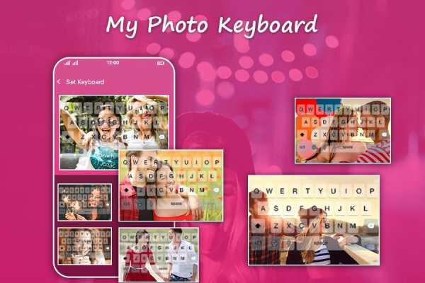 My Photo Keyboard screenshot 3