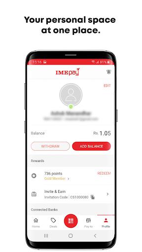 IME Pay - Mobile Digital Wallet (Nepal) 7 تصوير الشاشة