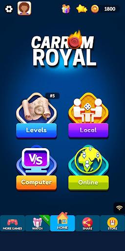 Carrom Royal - Multiplayer Carrom Board Pool Game screenshot 7