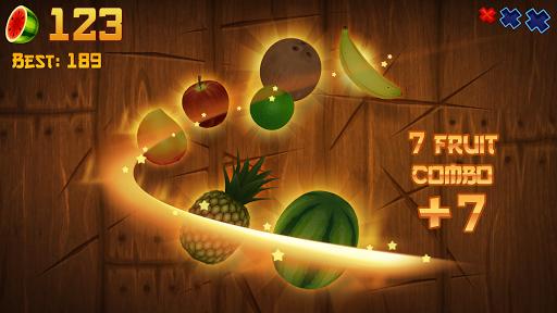 Fruit Ninja® 5 تصوير الشاشة