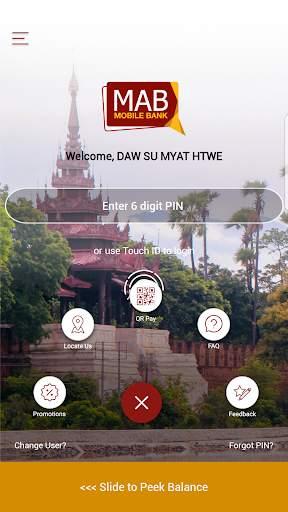 MAB Mobile Banking screenshot 3