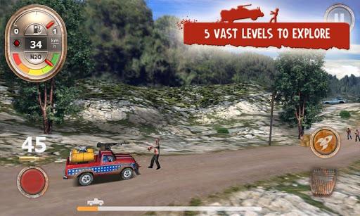 Zombie Derby 4 تصوير الشاشة
