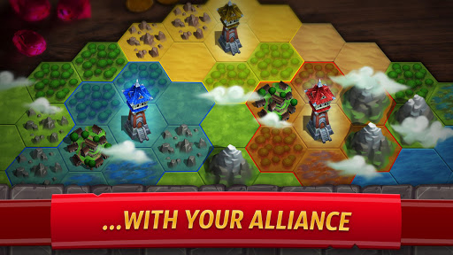 Royal Revolt 2: إمبراطورية RPG - حرب جيش تصادم 8 تصوير الشاشة
