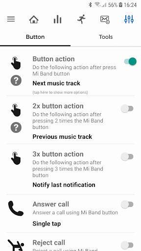 Notify for Mi Band: Your privacy first screenshot 7