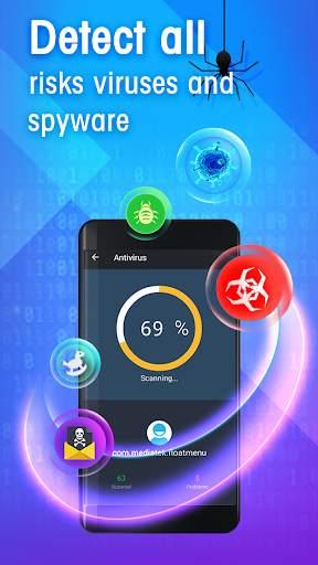 مكافحة الفيروسات مجان2020 - تنظيف الفيروسات screenshot 3