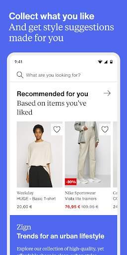 Zalando – fashion, inspiration & online shopping screenshot 6