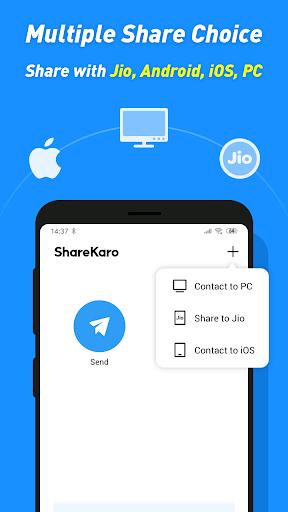 Share Karo Lite - Share & File Transfer, Shareit screenshot 3