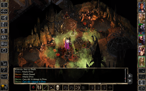 Baldur's Gate II screenshot 20