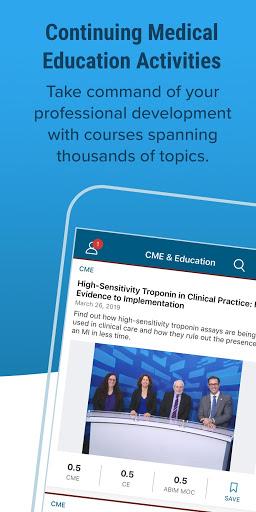 Medscape 5 تصوير الشاشة